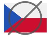 Запрещенная страны Чехия