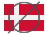 Запрещенная страны Дания