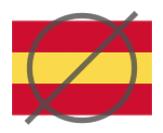 Запрещенная страны Испания