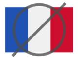 Запрещенная страны Франция