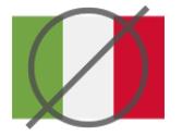 Запрещенная страны Италия