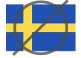 Запрещенная страны Швеция