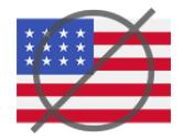 Запрещенная страны США